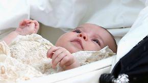 Promi-News des Tages: Britische Royals feiern Prinzessin Charlottes Taufe