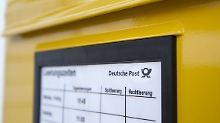 Zertifikate mit 6%-Chance: Deutsche Post mit Rabatt