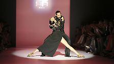 Mercedes Benz Fashion Week Berlin: Socken, Synthetik und Supermodels