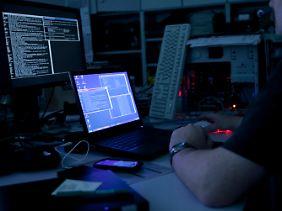 Die Banken müssen mehr für den Schutz ihrer IT-Systeme und Kundendaten tun.
