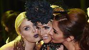 Von Micaela Schäfer bis zum Teppichluder: Die B-Promi-Parade der Berliner Fashion Week