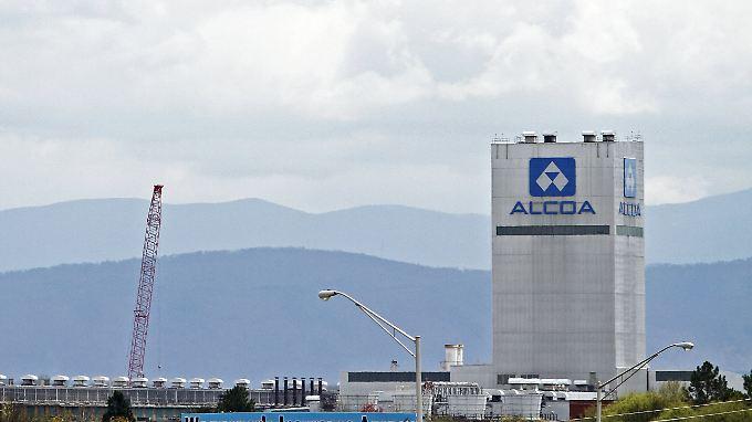 Startschuss für US-Berichtssaison: Alcoa enttäuscht im zweiten Quartal