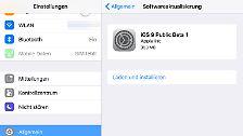 Apple gibt öffentliche Beta frei: Das sind die neuen Funktionen von iOS 9