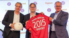 Neuer Sponsor, Transfer, Gerüchte: FC Bayern gibt Veränderungen bekannt