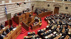Parlament stimmt über Reformen ab: Tsipras kann sich auf eigene Leute nicht verlassen