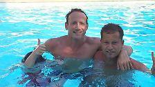 Von Malle bis Bora Bora: Wo die Promis Urlaub machen