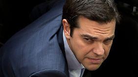 Ringen um Griechenland: Diese vier Kernforderungen stellt Tsipras