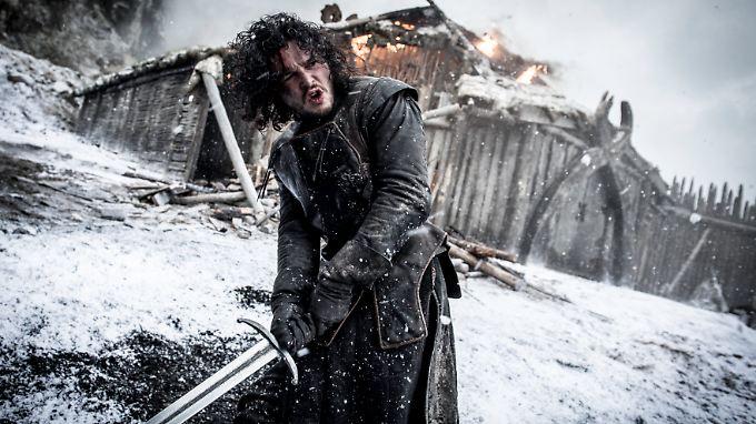 """Bei """"Game of Thrones"""" schenkt Jon Snow Ygritte sein Herz, nun ziehen die Darsteller der beiden nach."""