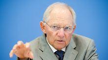 Person der Woche: Schäuble, der eiserne Schattenkanzler