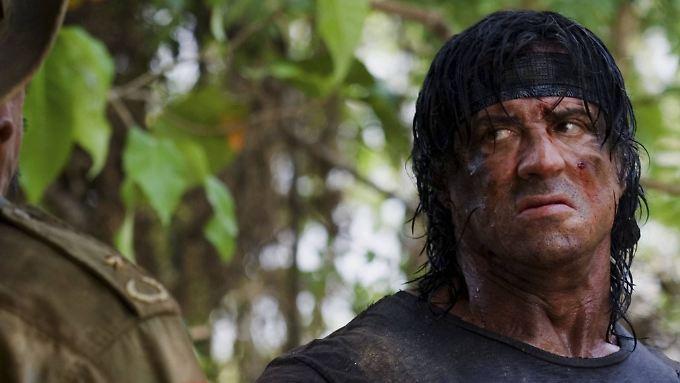 2008 schlüpfte Sylvester Stallone das letzte Mal in die Rolle des Rambo. Ein neuer Film soll den IS thematisieren.
