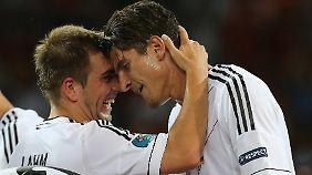 Gomez hat sich auch nach seinem Ausscheiden immer als Teil der Nationalmannschaft gefühlt.