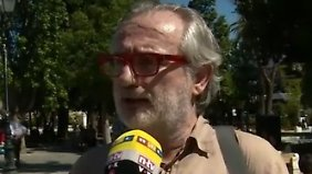 """Giorgos Chondros im n-tv Interview: """"Was will Herr Schäuble eigentlich?"""""""