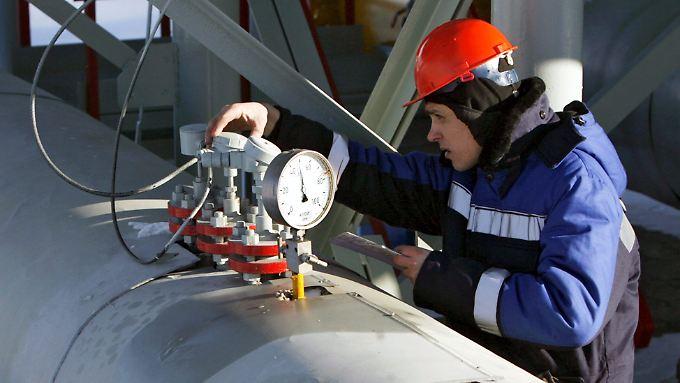 Nord Stream wurde 2011 eingeweiht - jetzt will Russland zusammen mit westlichen Partnern neue Stränge bauen.