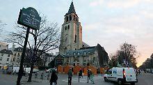 Ausgrabungen in Paris überraschen: Forscher spüren Karolinger-Gräber auf