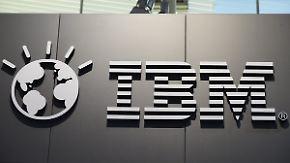 Kurswechsel bei IBM: Computerriese verfehlt Gewinnerwartungen deutlich