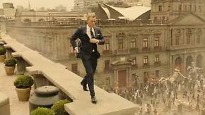 """007 meldet sich zurück: Der neue Trailer zu """"Spectre"""" ist da"""