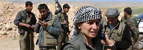In Syrien und Irak: Mehr als 120 Deutsche kämpfen gegen IS
