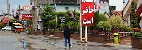 185 Milliarden Euro als Lockmittel: Iran breitet die Arme aus