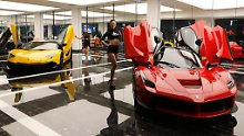 Mitte Oktober könnte es so weit sein: Ferrari soll bald an der Börse durchstarten