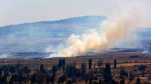 Kämpfe auf den Golanhöhen: Israel fliegt Luftangriff in Syrien