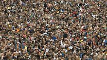 Uno erhöht Prognosen für 2050: Weltbevölkerung wächst auf 9,7 Milliarden