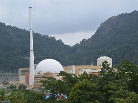 Atommeiler am Atlantik: der Angra-Reaktor.