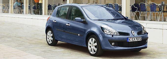 In seiner dritten Generation hat der Renault Clio (Typ R) viele seiner Kinderkrankheiten abgelegt.