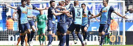 Klarer Sieg im Revierderby: VfL Bochum fegt Duisburg weg