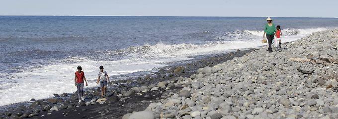 An den Stränden von La Réunion könnten bereits MH370 Teile unerkannt geblieben sein.