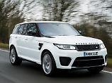 Aktuelles Restwert-Ranking: Land Rover zieht an Porsche vorbei