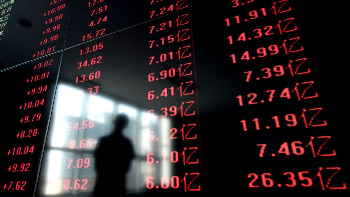Anleger sollten Ruhe bewahren