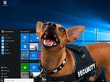 Windows-10-Schutz im Test: Microsofts Virenwächter ist jetzt top