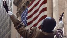 Ein Prediger fordert die Wall Street auf, Buße zu tun.