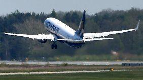 Im Aufschwung: Ryanair. Foto: Carsten Rehder