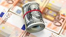 Raus aus dem Euro: Dollar & Co. sind attraktiv