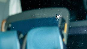 Schockmoment in Bielefeld: Unbekannter schießt auf Teambus von Hertha BSC