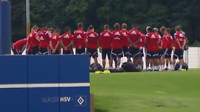 """""""Wir sind das Gespött der Republik"""": HSV absolviert Straftraining nach Pokal-Pleite"""