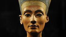 Die Nofretete-Ausstellung in Berlin lockt rund 600.000 Besucher auf die Museumsinsel.