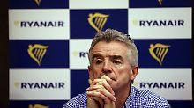 Michael O'Leary will die Kontrolle über den Ticketverkauf behalten.
