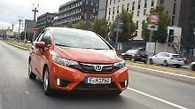 Konkurrent von Polo, Fiesta und Co: Der neue Honda Jazz schafft Platz