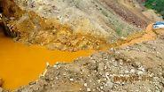 Arsen, Blei, Aluminium: Der Giftfluss von Colorado