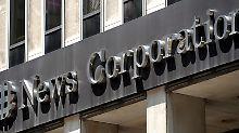Operativ läuft es nicht rund: News Corp rutscht in rote Zahlen