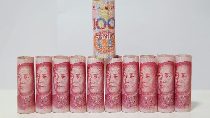 Die Zentralbank hat die Abwertung des Yuan gestoppt,