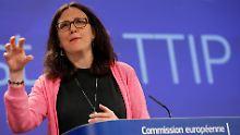 """""""Als ginge es um Kriegsstrategien"""": TTIP-Geheimhaltung empört Abgeordnete"""