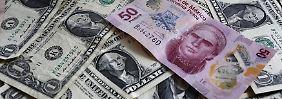 Peso, Rubel und Real: Aufstrebende Länder im Währungs-Strudel