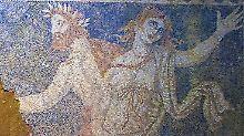 Griechische Ausgrabungen stocken: Rätsel um antike Grabstätte weiter ungelöst