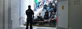 Eyobs verbotene Reise: Protokoll einer gescheiterten Flucht