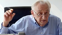 Zum Tod von Egon Bahr: Brandts Weggefährte und Freund