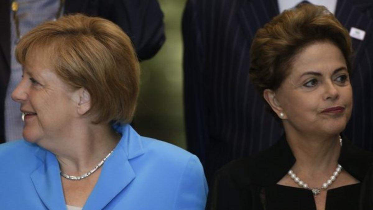 Was Merkel mit Brasilien vorhat