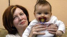 Babys haben zugenommen: Berliner Vierlinge dürfen nach Hause